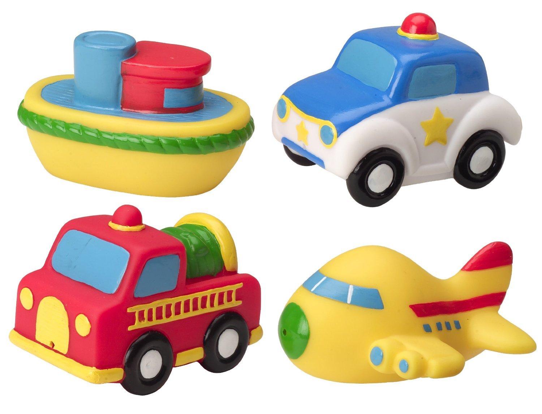 Rub a Dub Squirters for the Tub (Vehicles) - Alex image