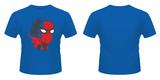 Spiderman Art T-Shirt (Large)