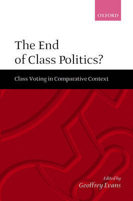 The End of Class Politics?