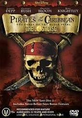 Pirates Of The Caribbean: Curse Of The Black Pearl + The Lost Disc (3 Discs) on DVD