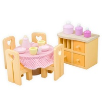 Le Toy Van: Sugar Plum Dining Room Furniture Set