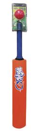 Wahu: Cricket Bat & Ball Set - Orange