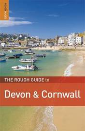 The Rough Guide to Devon and Cornwall by Robert Andrews image