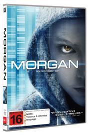 Morgan on DVD