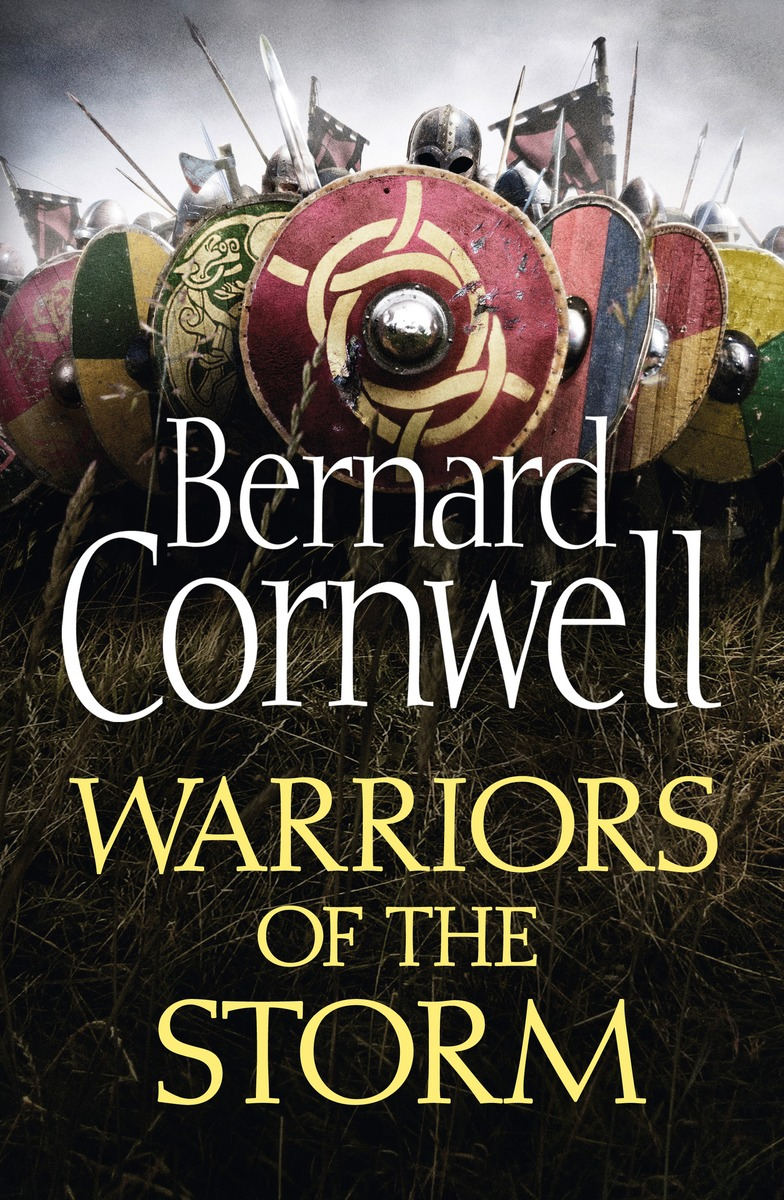Warriors of the Storm by Bernard Cornwell image