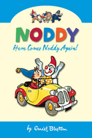Here Comes Noddy Again by Enid Blyton image