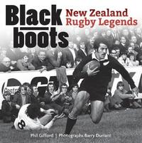 Black Boots Rugby Legends