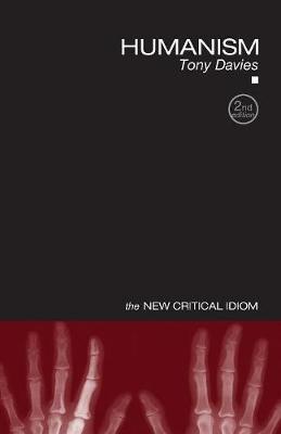 Humanism by Tony Davies