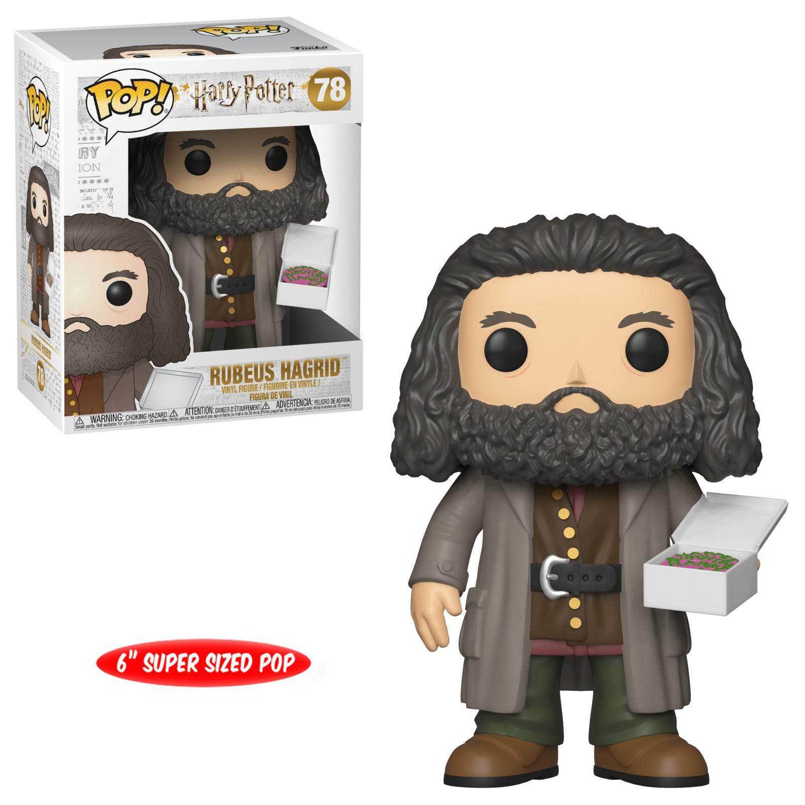 "Harry Potter - Hagrid (with Cake) 6"" Pop! Vinyl Figure image"
