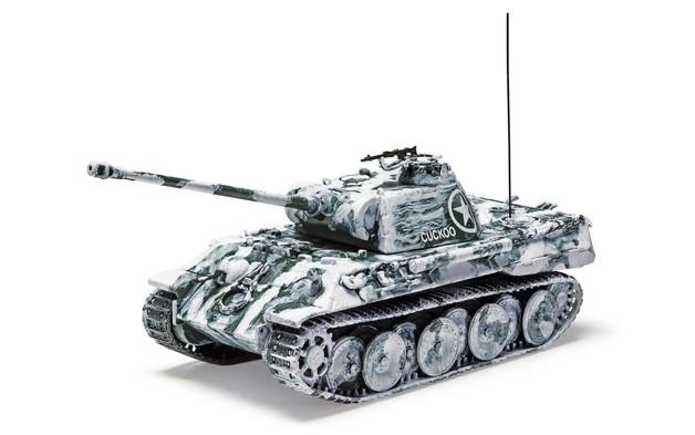 Corgi 1/50 Panther Tank Diecast Model