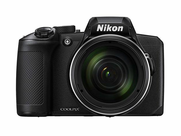 Nikon Coolpix B600 Digital Camera - Black
