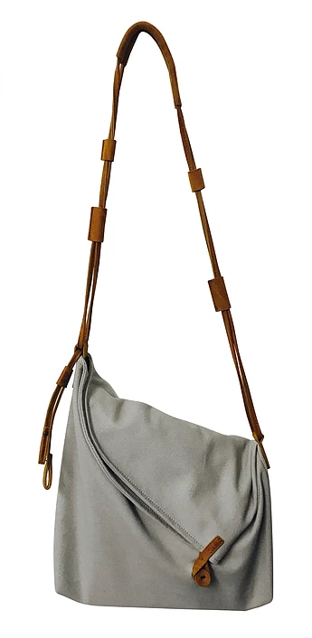 Moana Rd: Kingsland Satchel - Grey