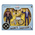 Marvel Legends Series: Magneto and Professor X Action Figures