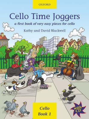 Cello Time Joggers image