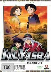 Inuyasha - Vol 24 on DVD