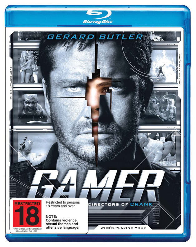 Gamer (2 Disc Set) on Blu-ray