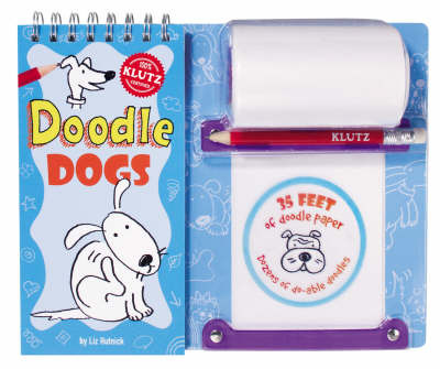 Doodle Dogs by Klutz Press