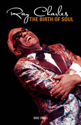 Ray Charles by Mike Evans