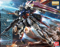 MG 1/100 Aile Strike Gundam Ver. RM - Model Kit