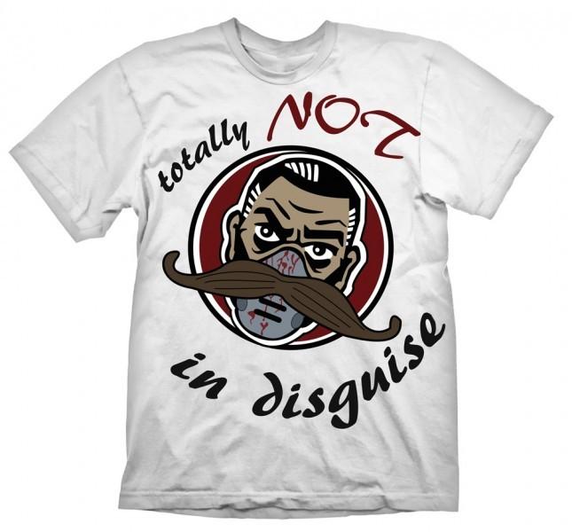 Borderlands Dr. Ned T-Shirt (X-Large) image