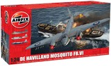 Airfix 1:24 De Havilland Mosquito FBVI Model Kit
