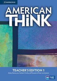 American Think Level 1 Teacher's Edition by Zoltan Rezmuves