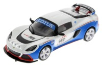 Scalextric: DPR Lotus Exige #7 - Slot Car