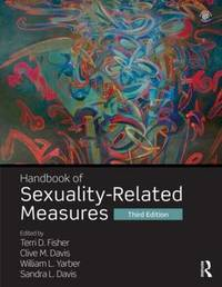 Handbook of Sexuality-Related Measures by Terri D Fisher image