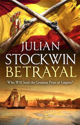 Betrayal by Julian Stockwin image