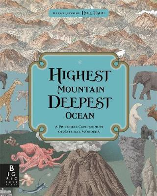 Highest Mountain, Deepest Ocean by Kate Baker