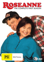 Roseanne - Complete Season 1 (3 Disc Set) on DVD