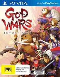 God Wars Future Past for PlayStation Vita