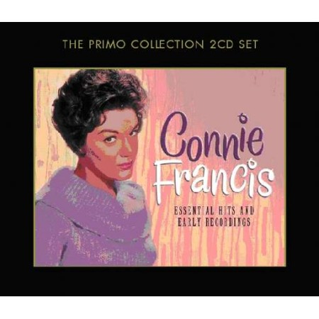 Connie Francis: Essential Hits And Early Recordings (2 CD Set) by Connie Francis image
