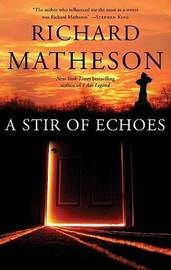 A Stir of Echoes by Richard Matheson