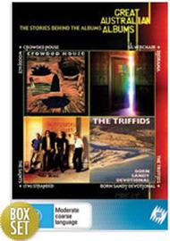 Great Australian Albums (4 Disc Box Set) on DVD