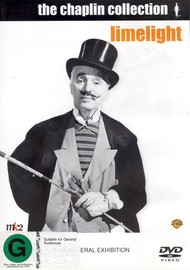 Charlie Chaplin - Limelight (2 Disc Set) on DVD image