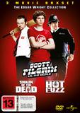The Edgar Wright Collection: Scott Pilgrim vs. The World / Shaun of the Dead / Hot Fuzz DVD