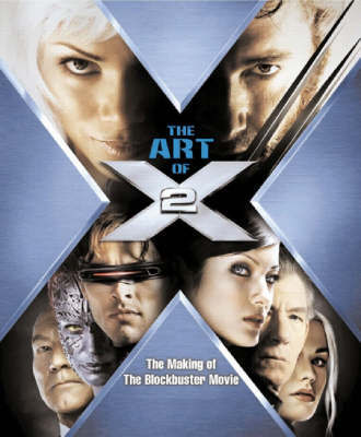 "The Art of ""X-Men 2"" image"