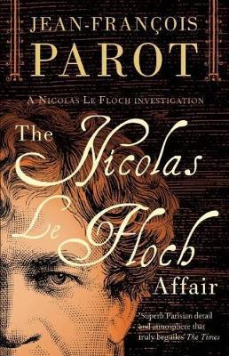 The Nicolas Le Floch Affair by Jean-Francois Parot image