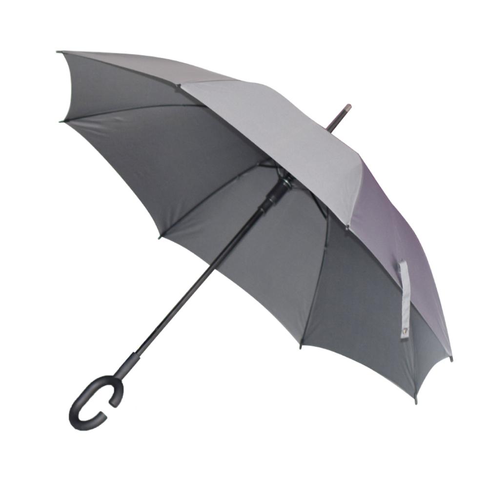 Mayhem Hands Free Umbrella Black image