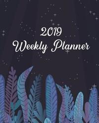 2019 Weekly Planner by Emily C Tess