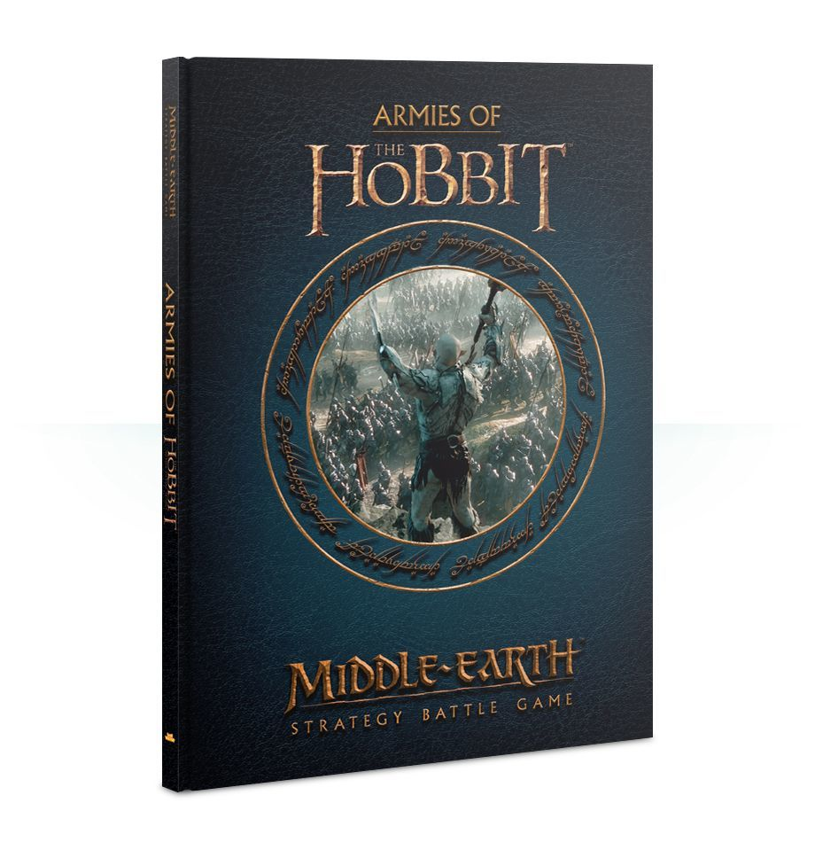 Lord of the Rings: Armies Of The Hobbit Sourcebook image