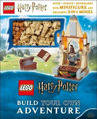 LEGO Harry Potter Build Your Own Adventure by DK image