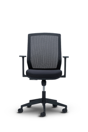 Chair Solutions: Mac Mesh Chair - Black