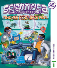 Scientifica: Year 9: Teacher Resource Pack by David Sang image