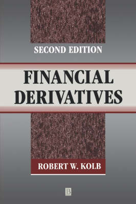 Financial Derivatives by Robert W Kolb image