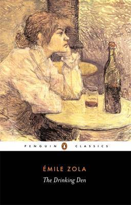 The Drinking Den by Emile Zola image