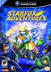Star Fox Adventures: Dinosaur Planet for GameCube