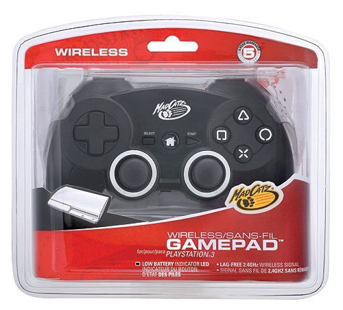 Mad Catz Wireless PS3 Controller for PS3