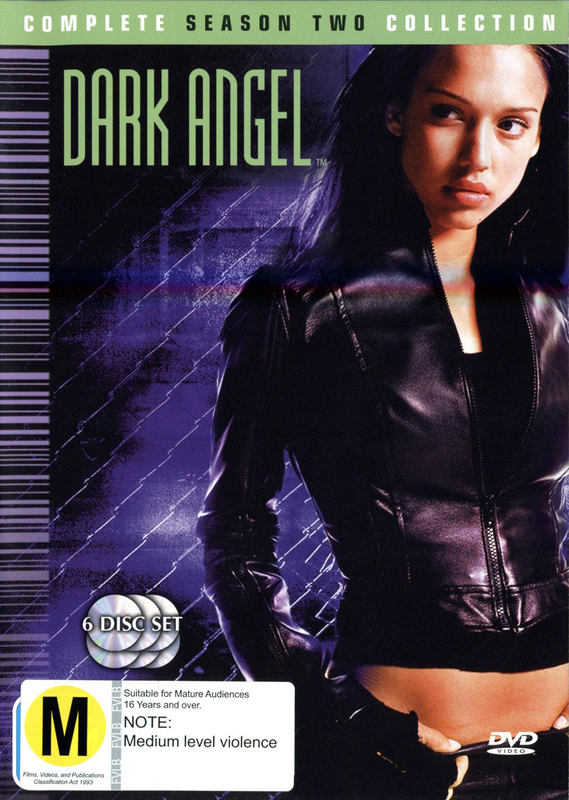Dark Angel - Complete Season 2 (6 Disc Set) on DVD